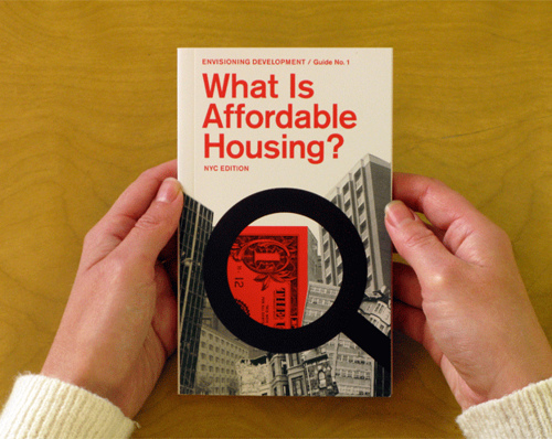 What Is Affordable Housing? honored by AIGA