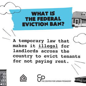 What's the federal eviction ban?